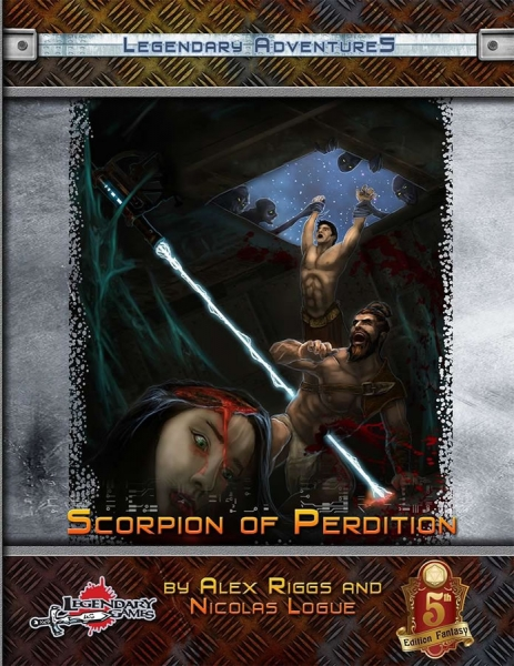 D&D 5th Edition: Scorpions of Perdition (5E)