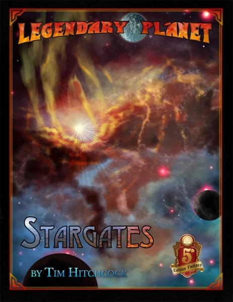 D&D 5th Edition: Stargates (5E)