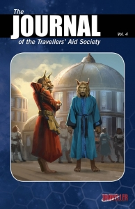 Traveller RPG: Journal of the Travellers' Aid Society Volume Four