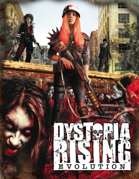 Dystopia Rising RPG: Evolution