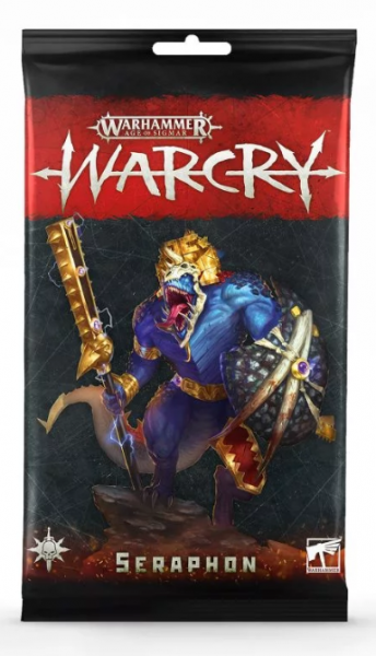 Warcry: Seraphon Card Pack