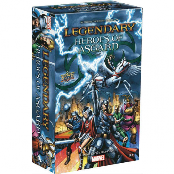 Marvel Legendary: Heroes of Asgard Expansion