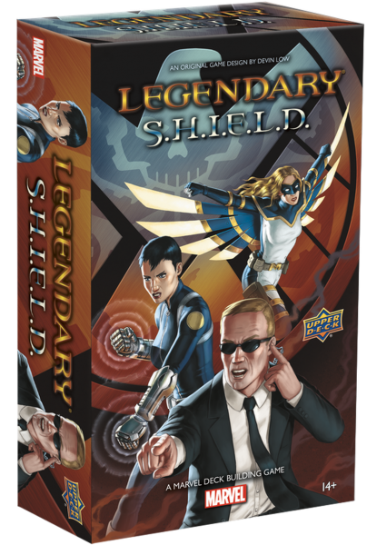 Marvel Legendary: S.H.I.E.L.D. Expansion