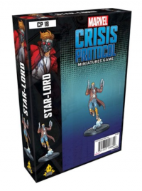 Marvel Crisis Protocol: Star-Lord Character Pack
