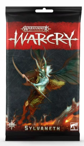 Warcry - Sylvaneth Card Pack
