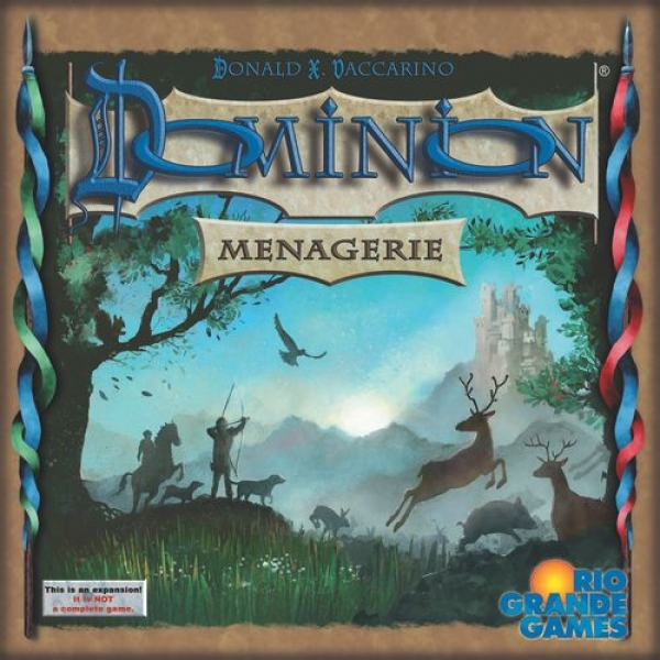Dominion Expansion: Menagerie