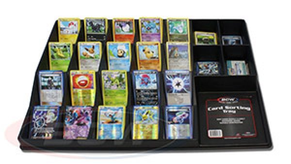 Card Accessories: Card Sorting Tray