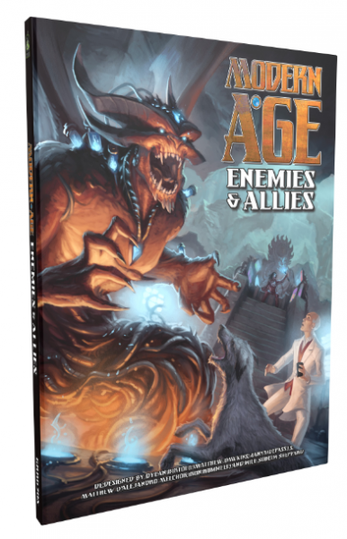 Modern Age RPG: Enemies & Allies (HC)