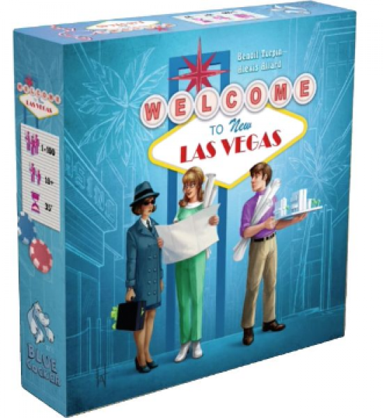 Welcome To: New Las Vegas