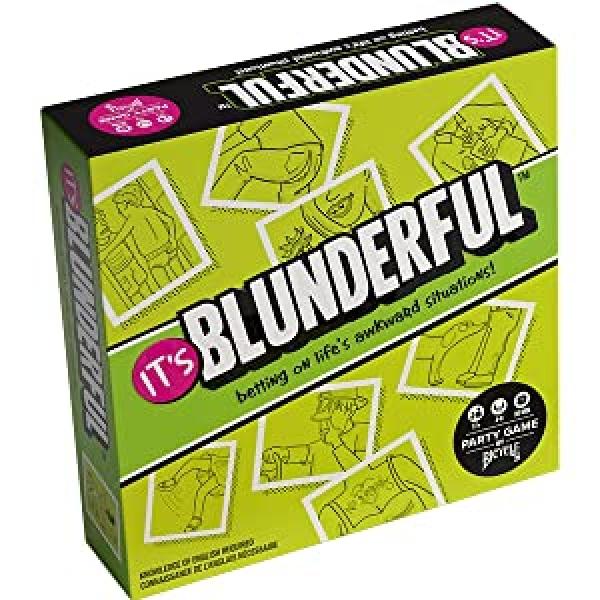 It's Blunderful board game