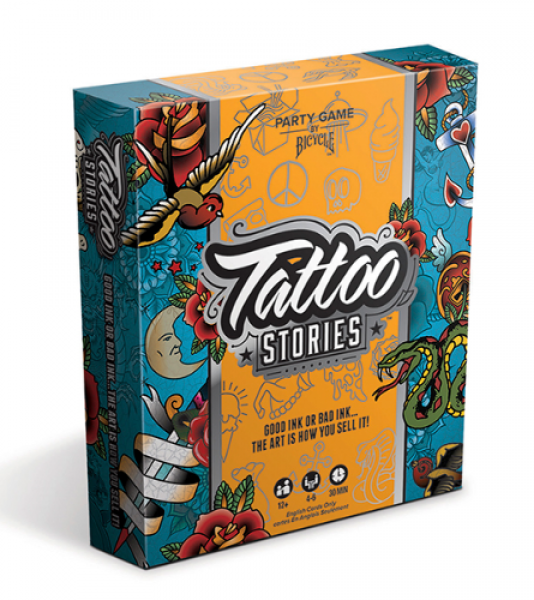 Bicycle Games: Tattoo Stories