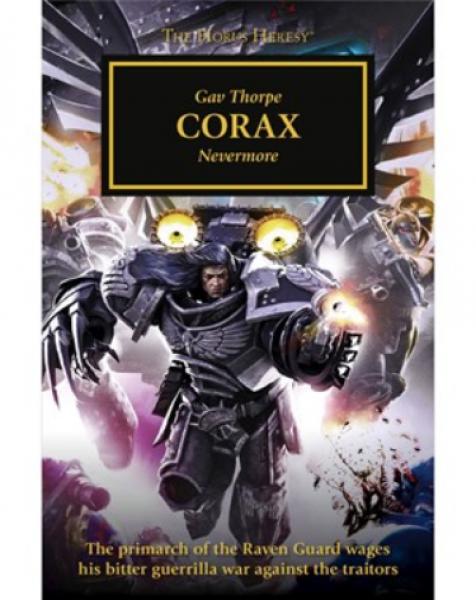 WH40K Novels: Horus Heresy - Corax