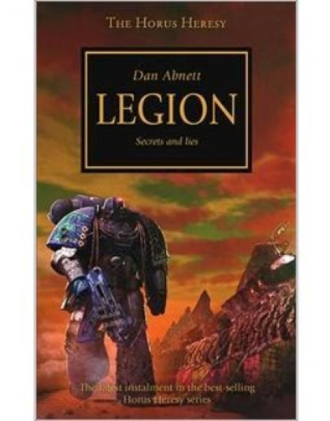 WH40K Novels: Horus Heresy - Legion