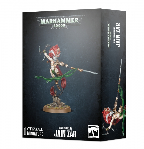 Warhammer 40K: Craftworlds Jain Zar, the Storm of Silence