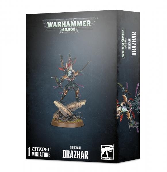 Warhammer 40K: Drazhar, Master of Blades