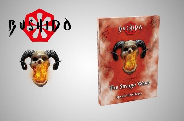 Bushido, Risen Sun: Savage Wave - Special Card Deck