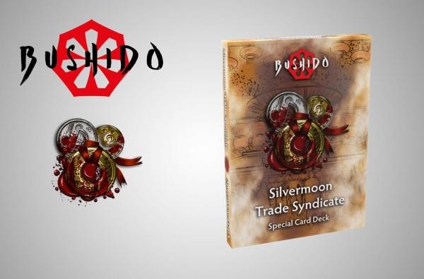 Bushido, Risen Sun: Silvermoon Trade Syndicate - Special Card Deck