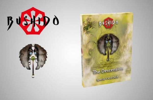 Bushido, Risen Sun: The Descension - Special Card Deck
