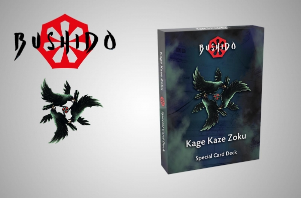 Bushido, Risen Sun: Shadow Wind Clan - Kage Kage Zoku Special Card Pack