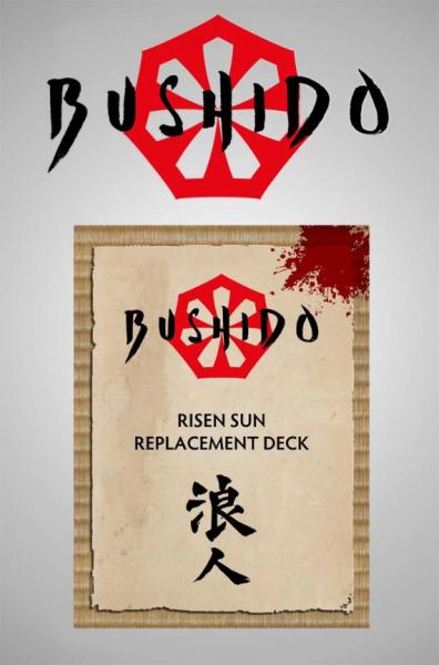 Bushido, Risen Sun: Ronin - Special Card Deck