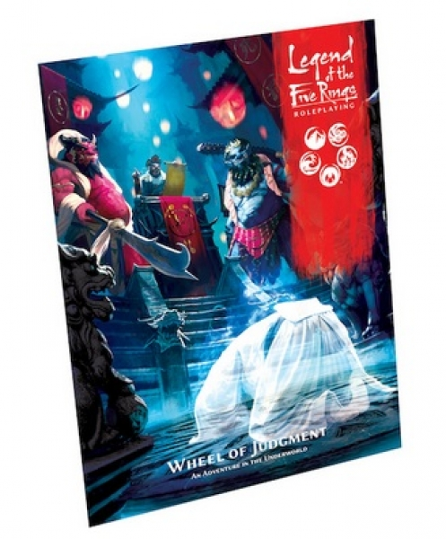 Legend of the Five Rings RPG: Wheel of Judgment