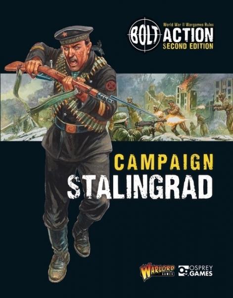 Bolt Action: Stalingrad Campaign Book