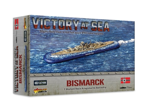 Victory at Sea: Bismarck (1)