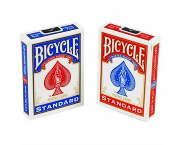 Bicycle Standard Playing Cards (1 deck)