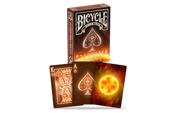 Bicycle Stargazer Sunspot Playing Cards (1 deck)