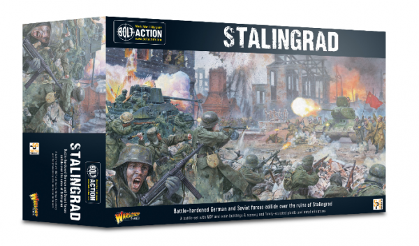 Bolt Action: Stalingrad Battle Set