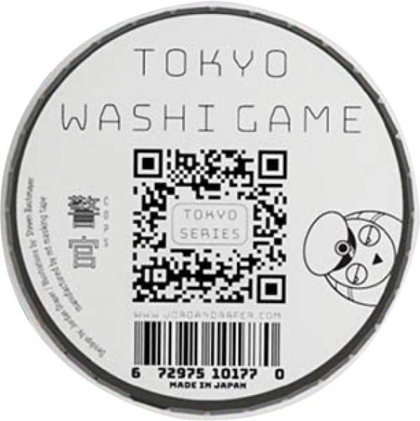 Tokyo Series: Washi Game - Cops