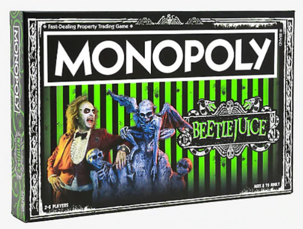 Monopoly: Beetlejuice