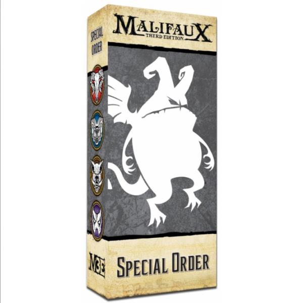 Malifaux (M3E): Order Initiates (Special Order)