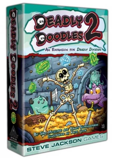 Deadly Doodles 2 (Expansion)
