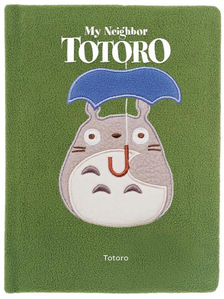 My Neighbor Totoro: Totoro Plush Journal