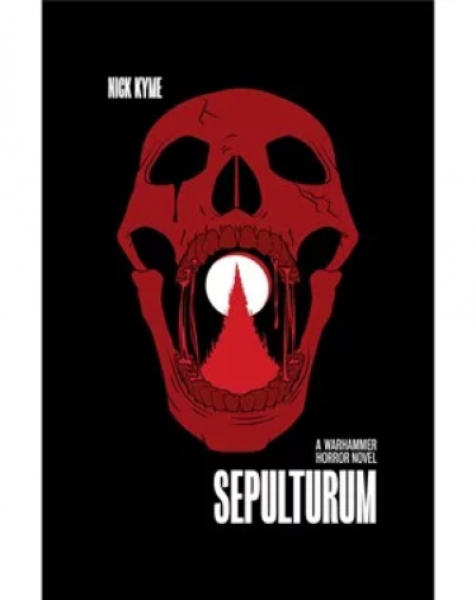 Warhammer 40K: (Novel) Sepulturum (HC)