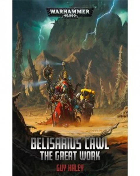Warhammer 40K: (Novel) Belisarius Cawl - The Great Work
