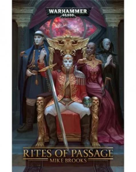 Warhammer 40K: (Novel) Rites of Passage