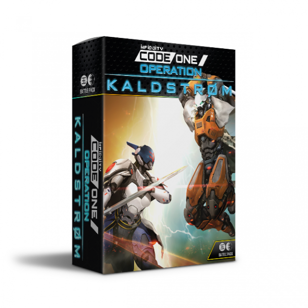 Infinity CodeOne: Operation Kaldstrom Battle Pack