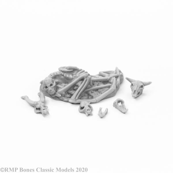 Reaper Bones Classic: Bone Garden Creatures