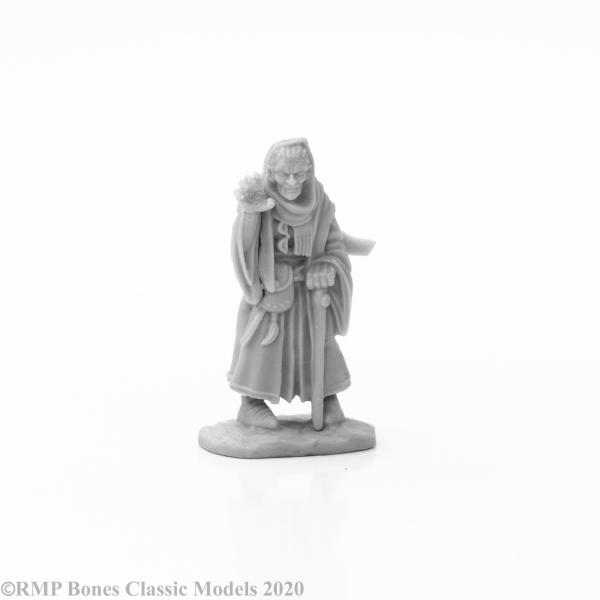 Pathfinder Bones: Estra, Iconic Spiritualist