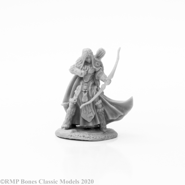 Pathfinder Bones: Adowyn, Iconic Hunter
