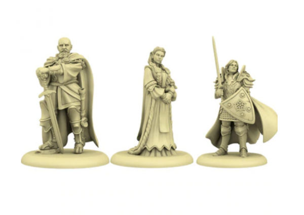 A Song of Ice & Fire: Tabletop Miniatures Game - Baratheon Heroes II