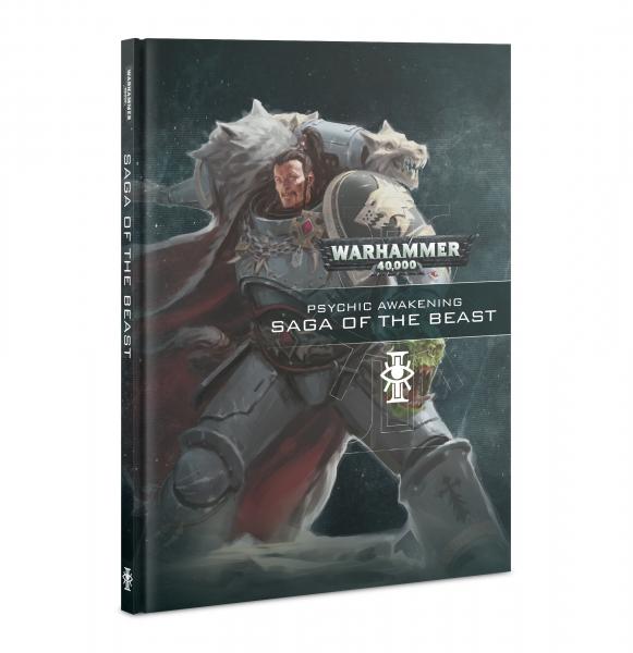 Warhammer 40K: Psychic Awakening - Saga of the Beast (HC)