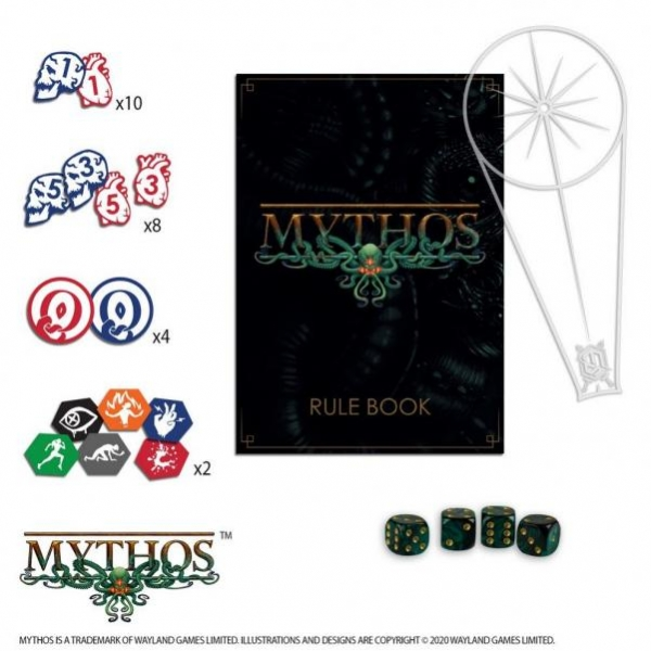Mythos: Rules & Gubbins Box
