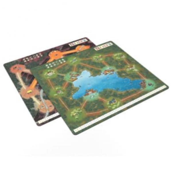 Root: Mountain / Lake Playmat