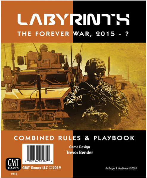 Labyrinth: Expansion #2 - The Forever War, 2015 -?