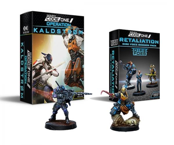 Infinity CodeOne Bundle (Operation Kaldstrom+Retaliation Dire Foes+Pre-Order Mini+AdeptiConExclusive