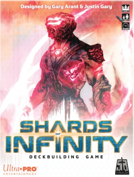 Shards of Infinity Deckbuilding Game (Core Game)
