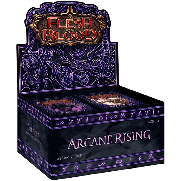 Flesh and Blood TCG: Arcane Rising Booster Pack (1)